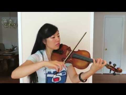 Rather Be by Clean Bandit - Violin and String Quartet cover