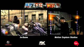 After the War FX - Scena Motion Capture italiano