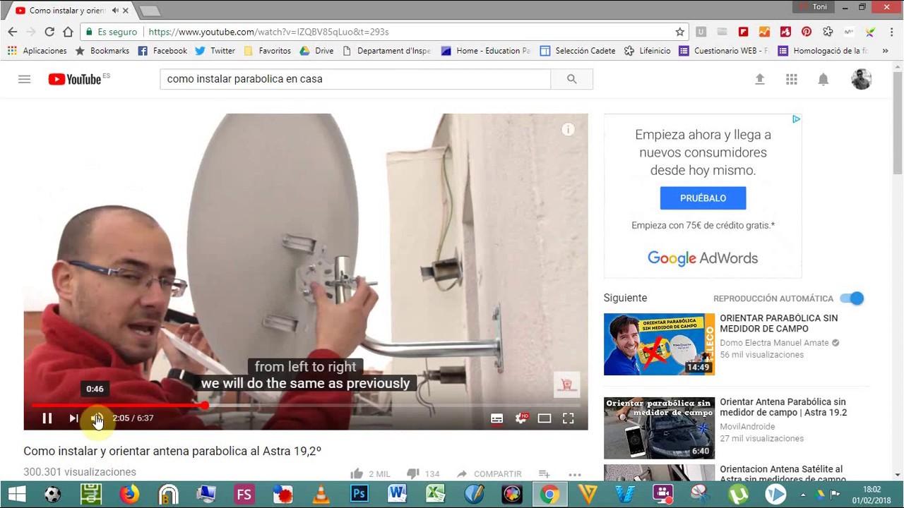 Cómo Activar Los Subtítulos De Los Vídeos De Youtube En 5 Segundos Youtube