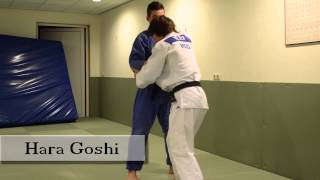 Reportage - Judo met Graatje weber