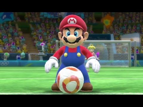 Mario & Sonic at the Rio 2016 Olympics - MAX Difficulty Tournament - Football, Rugby & Volleyball