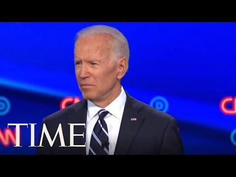Joe Biden And Julian Castro Spar On Immigration | TIME