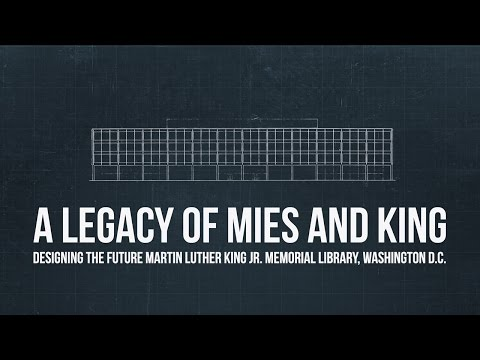A Legacy of Mies and King - Documentary Trailer