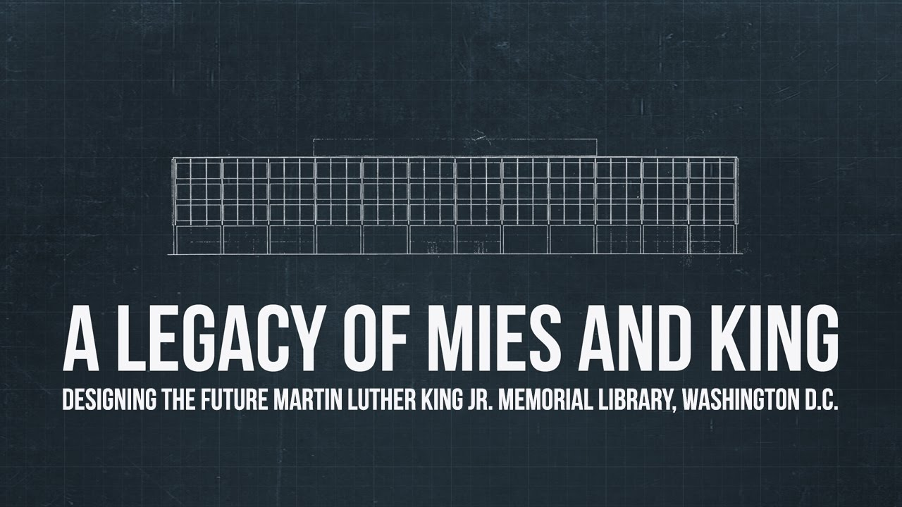 Martin Luther King Jr  Memorial Library