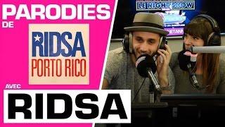 Ridsa découvre les parodies du Night Show sur Porto Rico ! - Marion et Anne-So