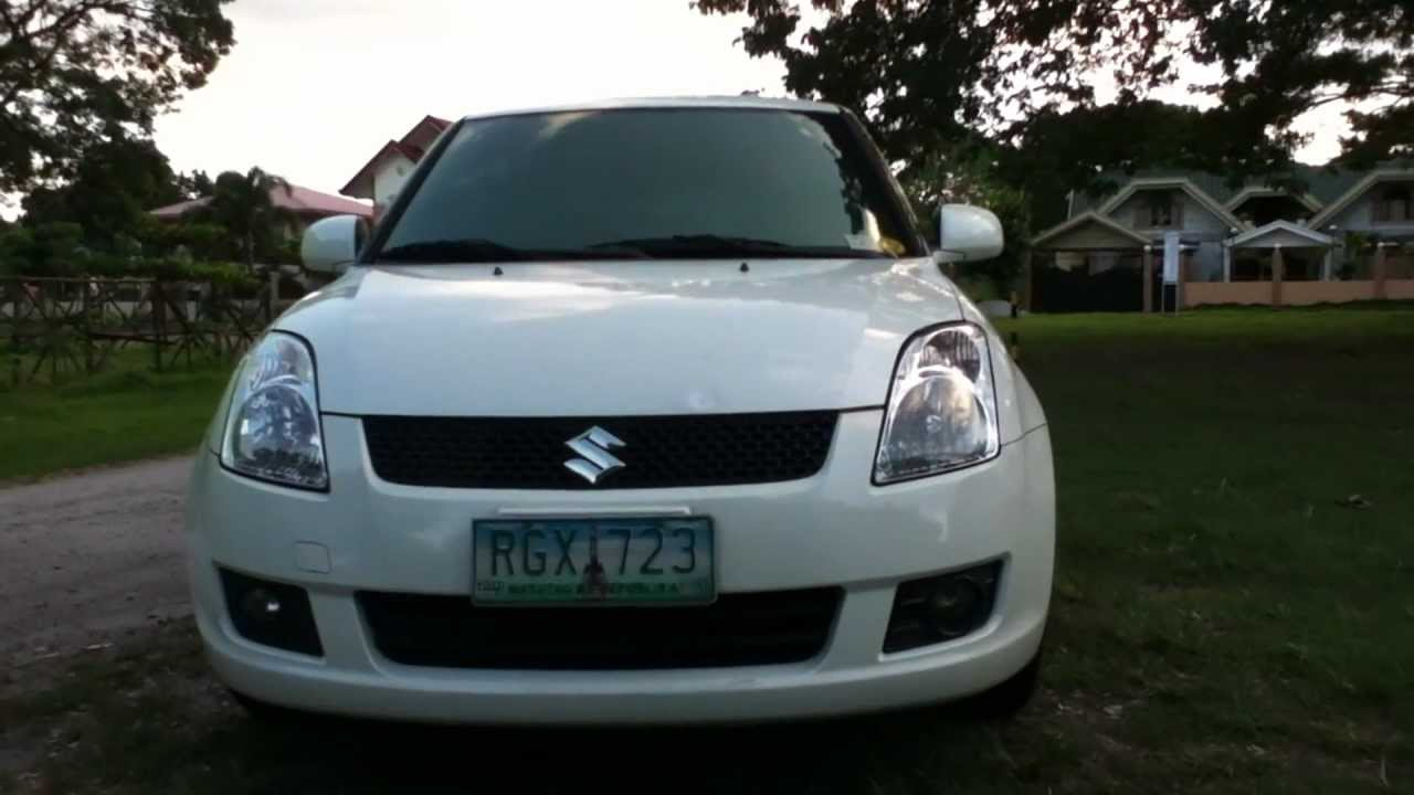 2008 suzuki swift review start up in depth tour exhaust engine youtube. Black Bedroom Furniture Sets. Home Design Ideas