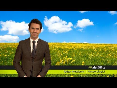 Wednesday morning forecast 14/04/2021
