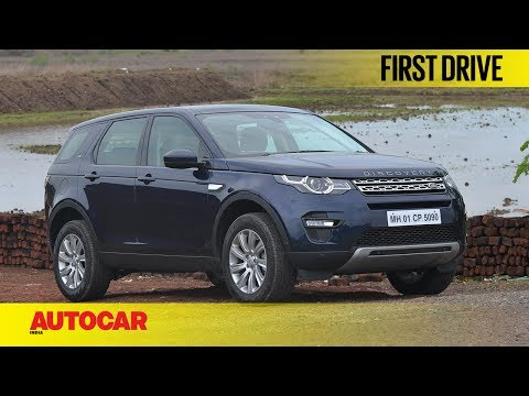 2017 Land Rover Discovery Sport | First Drive | Autocar India