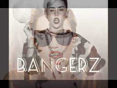 Miley Cyrus - Bangerz Album Remix 2013