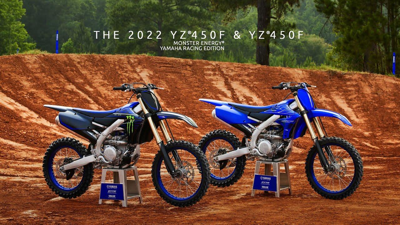 Yamaha's 2022 Lineup Videos