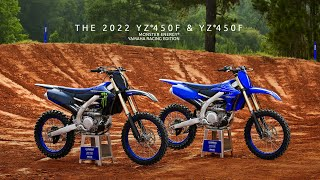 Race-ready performance right out of the box: 2022 YZ450F