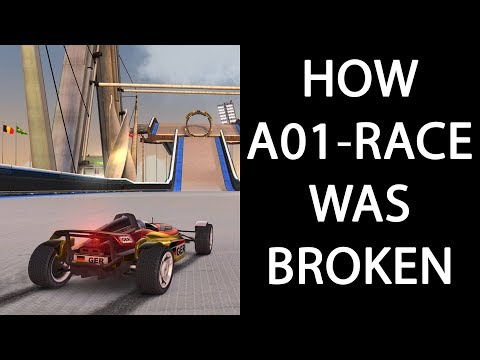 World Record History Of A01 Race - The Most Competitive Track In TrackMania