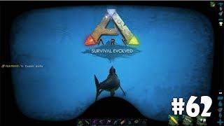 ARK: Survival Evolved (Ragnarok) #62 - Приручение Ихтиозавра