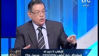فيديو..الخرباوي: العمليات الإرهابية هدفها القضاء على معنويات الجيش