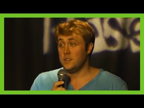 Tom Toal comedy clips and interview   ComComedy