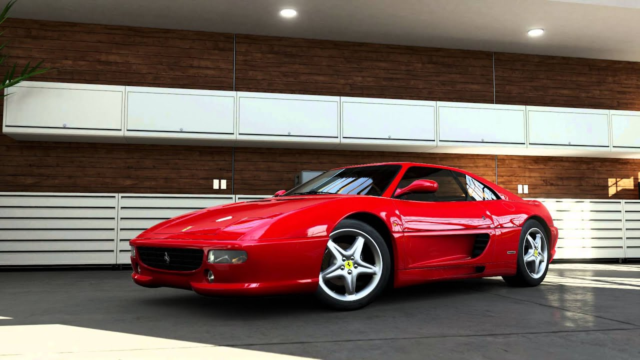 1994 Ferrari F355 Berlinetta Forzavista YouTube