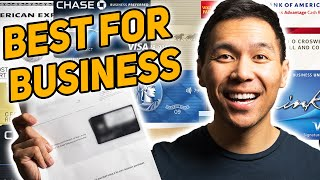 10 BEST Business Credit Cards for ANY Business (2020)