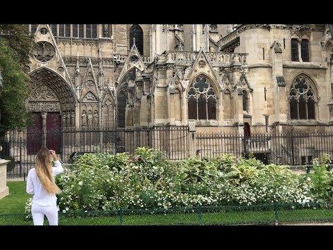 Paris - Square Jean XXIII