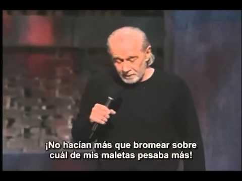 George Carlin. Terrorismo de Estado. subtitulado español.