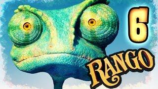 Rango Walkthrough Part 6 -- 100% Items (PS3, X360, Wii) Level 5 - Rodent Clan