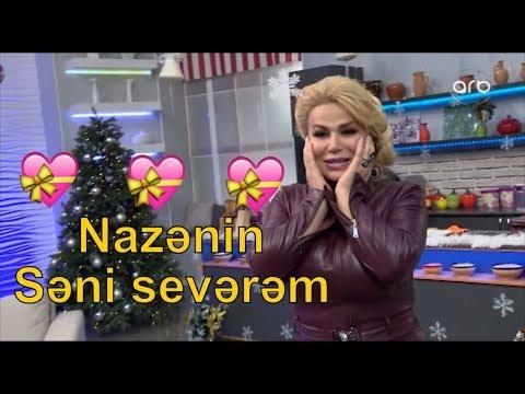 Nazənin - Səni sevərəm (2017)