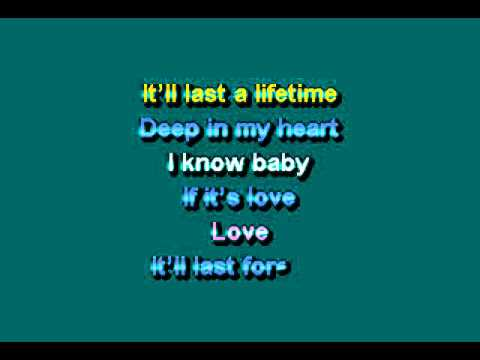 Kem & Chrisette Michelle - If It's Love Karaoke