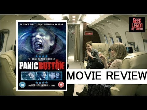PANIC BUTTON ( 2011 Scarlett Alice Johnson ) Saw Meets Big Brother Horror Movie Review