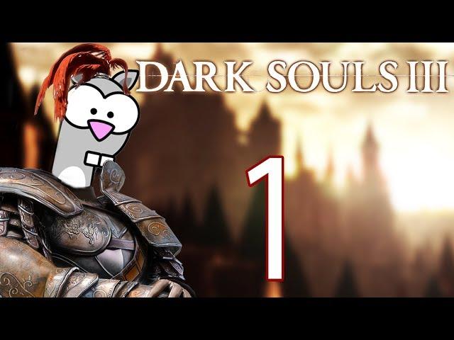 Dark Souls 3 Gameplay / Walkthrough - PC - Deprived - Episode 1