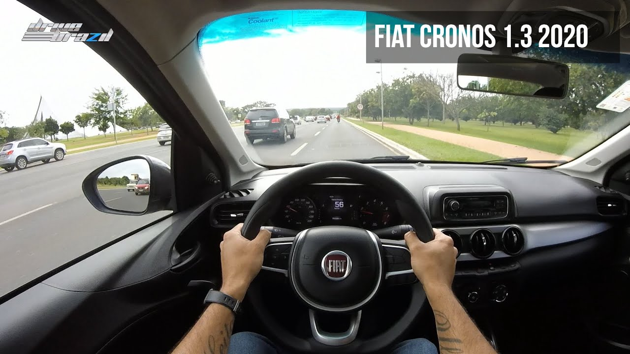 Fiat Cronos 1.3 2020 - POV