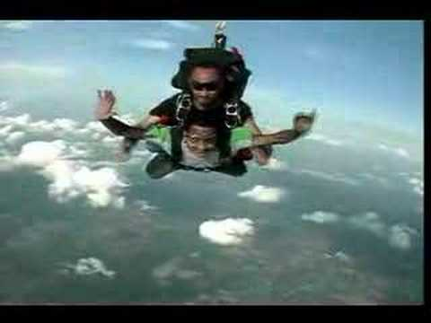 Mohan Kandpal SKY Diving