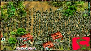 The Entente: Gameplay - Very Large Army - 65 425 Soldiers