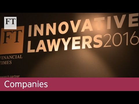 FT Innovative Lawyers - The Next Big Legal Innovation