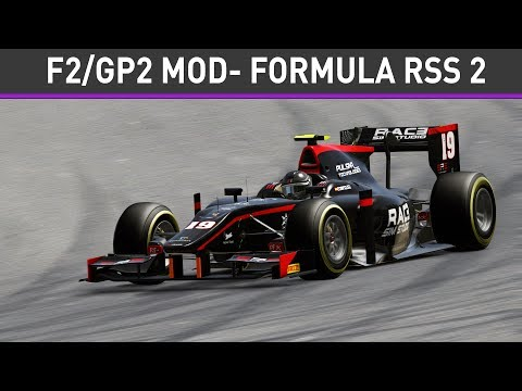 Assetto Corsa - Formula RSS 2 Mod