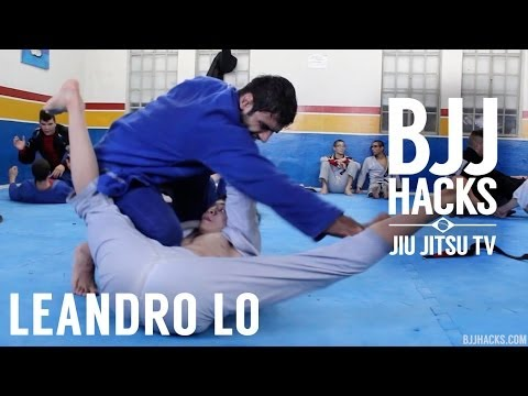 Leandro Lo: My Passes, My Guard, My Game || BJJ Hacks TV Episode 1.1