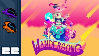 Let's Play Wandersong - PC Gameplay Part 22 - Deals, Promises, And Liars