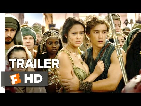 Gods of Egypt TRAILER 2 (2016) - Gerard Butler, Brenton Thwaites Movie HD