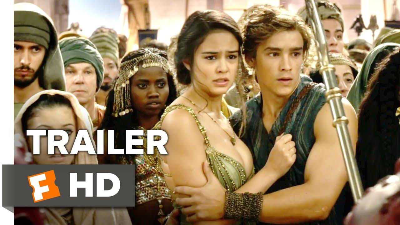 Download Gods of Egypt TRAILER 2 (2016) - Gerard Butler, Brenton Thwaites Movie HD