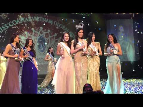 Miss Coastal Vietnam Global 2015 Hoa Hậu Biển Xanh Toàn Cầu