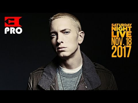 ePro News 15: Eminem and Chance The Rapper To Appear on NBC's 'Saturday Night Live' on November 18