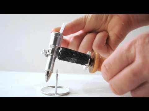 Electric Batik Pen Demo.mov - YouTube