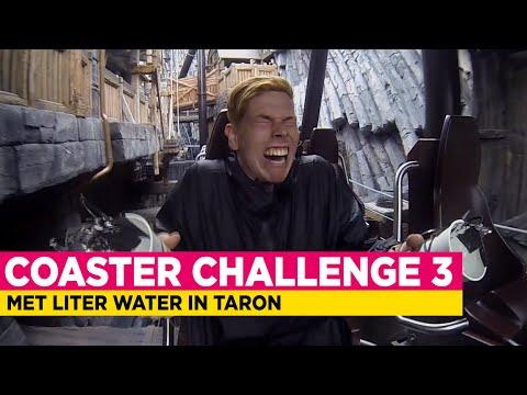 Rollercoaster Challenge #3: Watercup Challenge in Taron