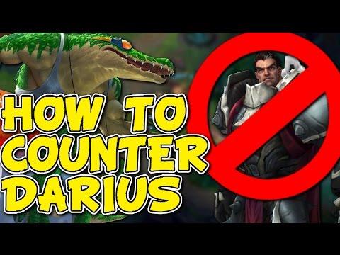 HOW TO RENEKTON VS DARIUS | DARIUS COUNTER - Unranked To Diamond Episode #79