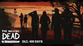 "The Walking Dead Season 1 Epilogue: ""400 Days"" - Full Playthrough (HD PC Gameplay)"