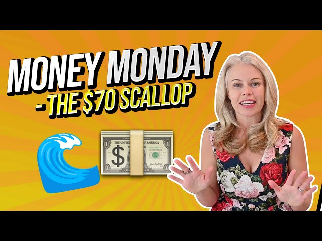 Money Monday - The $70 Scallop - Money Management + Save Money While Dating On a Budget 💰