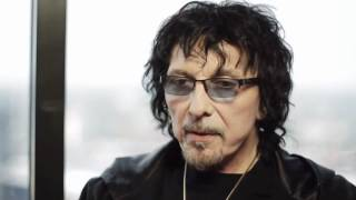 Black Sabbath - interview with Ozzy Osbourne, Tony Iommi and Geezer Butler