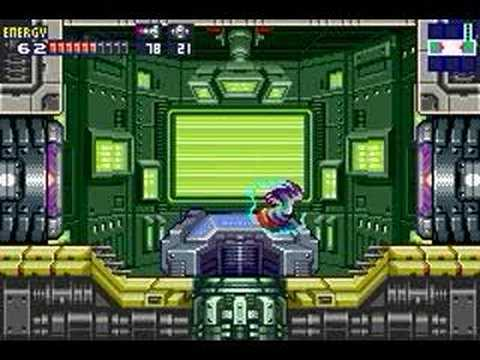 Rewind Review - Metroid Fusion | Metroid Fusion
