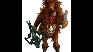 Masters of the Universe Classics Grizzlor Review