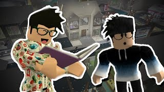 I HIRED A NEW WORKER FOR MY BLOXBURG TOWN! (Roblox Roleplay)