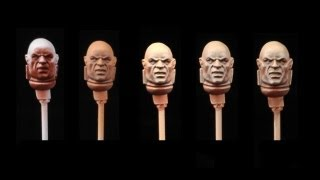 How to paint a face? Warhammer painting tutorial, Airbrush, Buypainted, citadel miniatures