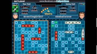 Pogo Games ~ Battleship Best 2 of 3 #1